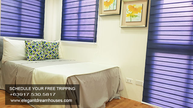 Bellefort Estates Charlotte - Affordable Housing In Cavite Philippines - Bedroom 2