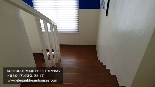 Bellefort Estates Charlotte - Affordable Housing In Cavite Philippines - Stairway