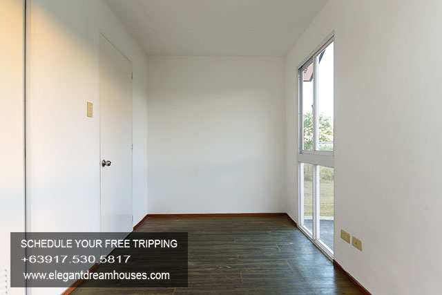 Bellefort Estates Charlotte - Affordable Housing In Cavite Philippines - Bedroom 3