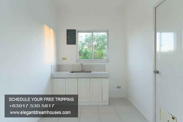 Bellefort Estates Charlotte - Affordable Housing In Cavite Philippines - Kitchen