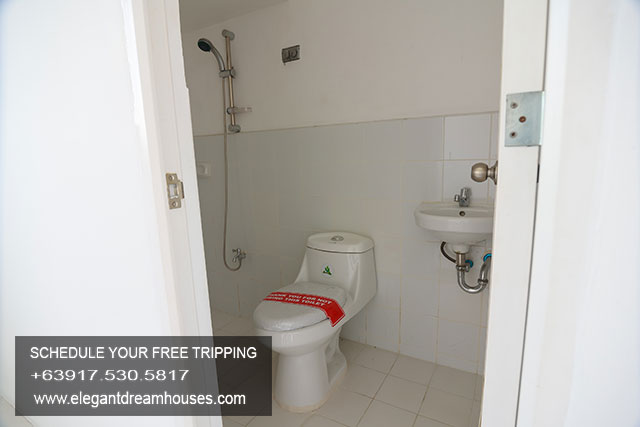 Bellefort Estates Charlotte - Affordable Housing In Cavite Philippines - Toilet & Bath