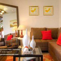 Carmona Estates Pines - Affordable Housing In Cavite Philippines - Living Area
