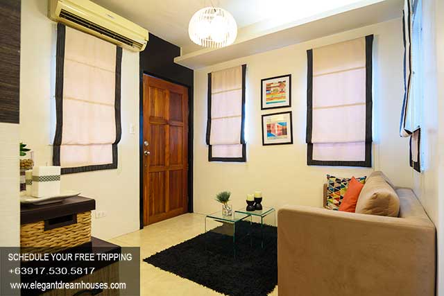 Carmona Estates Pines - Affordable Housing In Cavite Philippines - Living Area 4