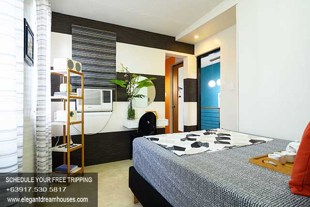 Carmona Estates Pines - Affordable Housing In Cavite Philippines - Master Bedroom