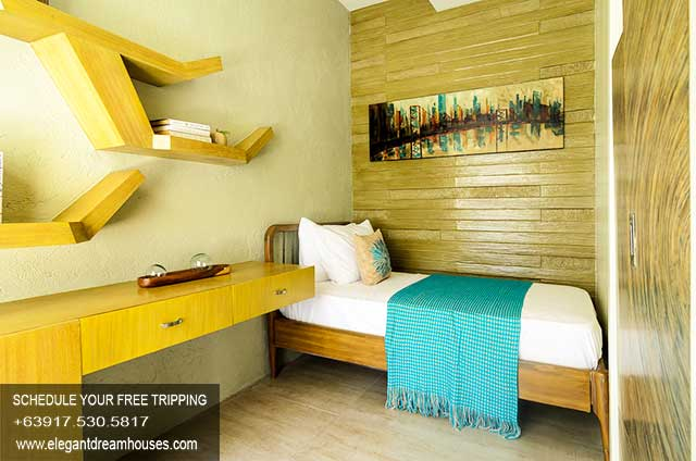 Lancaster New City Adelle - Affordable Housing In Cavite Philippines - Bedroom 3
