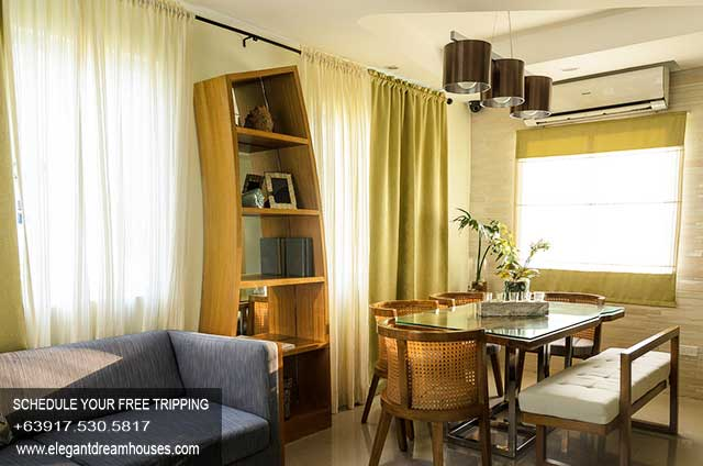 Lancaster New City Adelle - Affordable Housing In Cavite Philippines - Dining Area