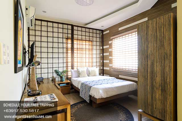 Lancaster New City Adelle - Affordable Housing In Cavite Philippines - Master Bedroom