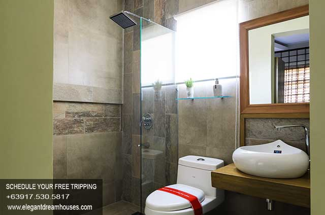 Lancaster New City Adelle - Affordable Housing In Cavite Philippines - Toilet & Bath