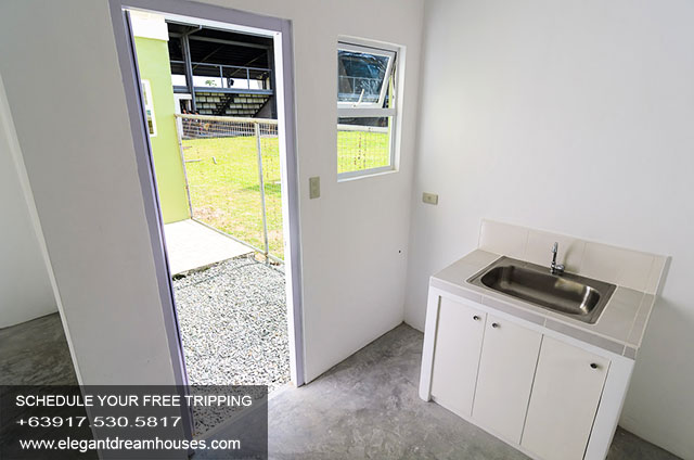Lancaster New City Adelle - Affordable Housing In Cavite Philippines - Kitchen