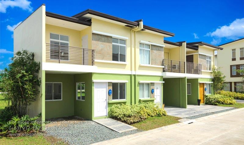 Lancaster New City Adelle House Model