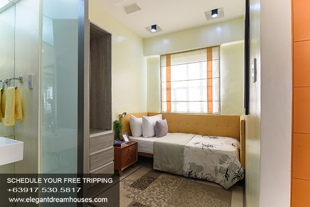 Lancaster New City Anica - Affordable Housing In Cavite Philippines - Bedroom 2