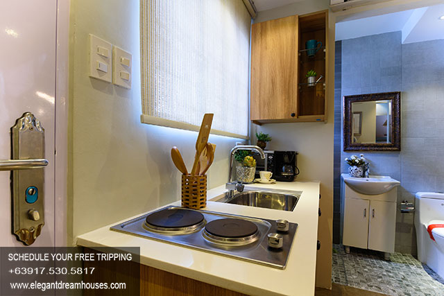 Lancaster New City Denise - Affordable Housing In Cavite Philippines - Kitchen 2