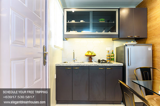 Lancaster New City Emma - Affordable Housing In Cavite Philippines - Kitchen