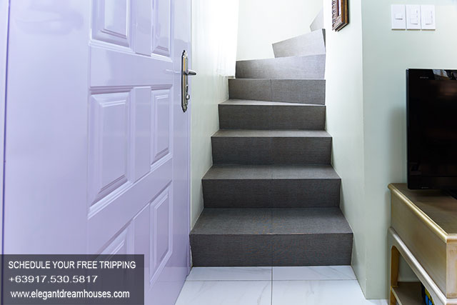 Lancaster New City Emma - Affordable Housing In Cavite Philippines - Stairways