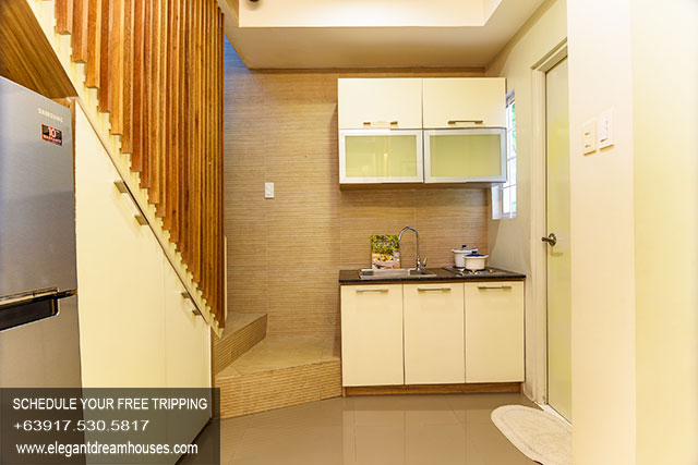 Lancaster New City Thea - Affordable Housing In Cavite Philippines - Kitchen